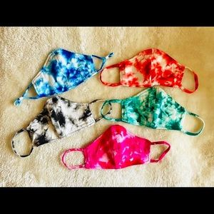 Accessories - Tie Dye Mask
